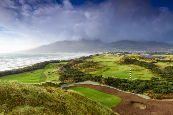 Favorite courses for Royal county down